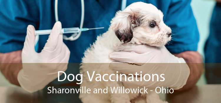Dog Vaccinations Sharonville and Willowick - Ohio